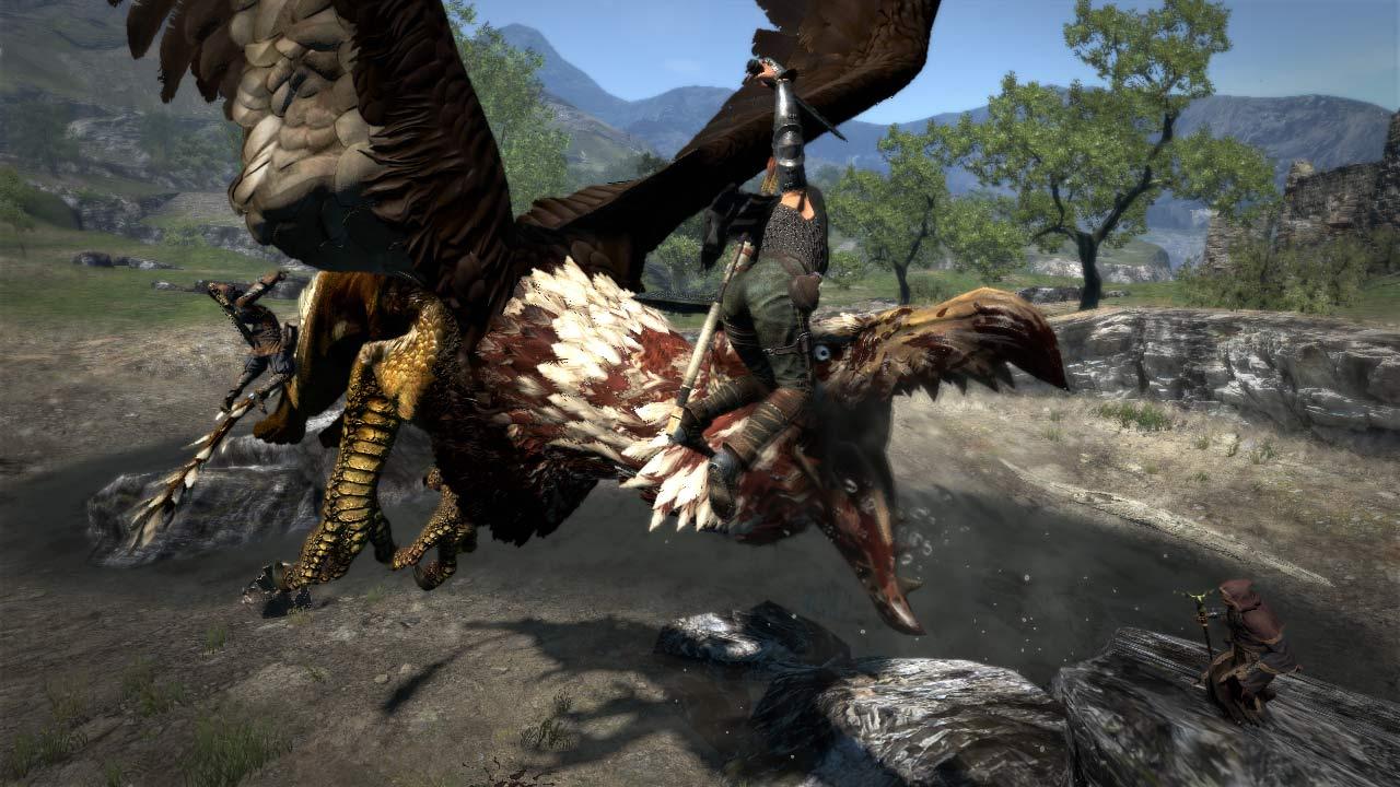Демо-версия игры Dragon's Dogma, анонсированная издательством Capcom, будет доступна в Европе и США. Срок релиза пок ... - Изображение 1