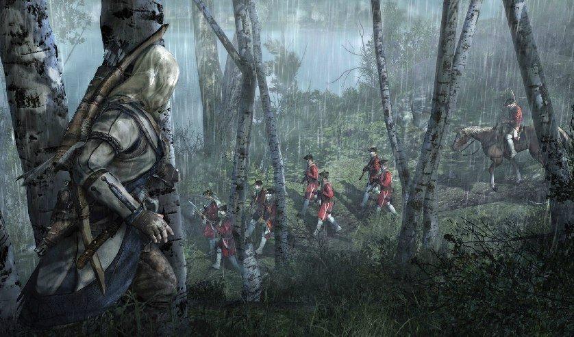 Первые кадры Assassin's Creed III были выложены в Сеть - Изображение 2