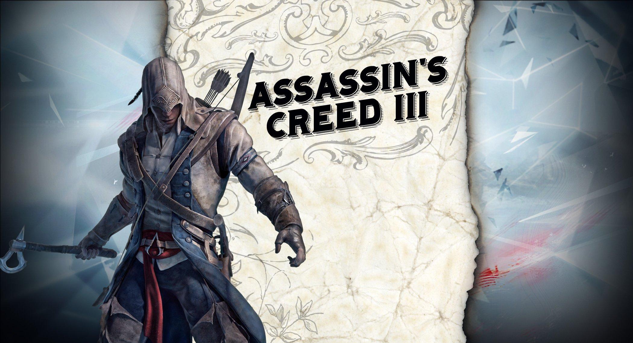 Assassin's Creed III станет главной темой апрельского номера журнала Gameinformer.   Как и предполагалось ранее реда ... - Изображение 1