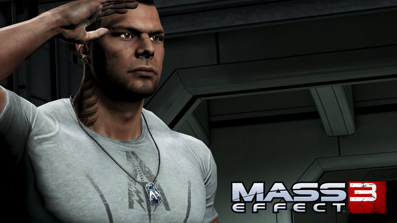 Я как всегда слоупок. Долго не решался, но наконец пересилил себя и запустил демку Mass Effect 3.  У меня была приск ... - Изображение 1