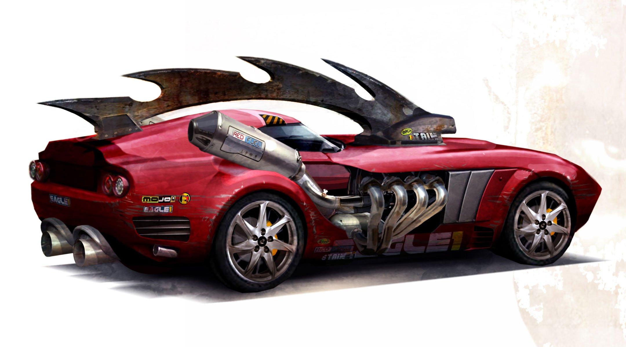 Скриншоты и концепт-арты Carmageddon: Reincarnation - Изображение 4