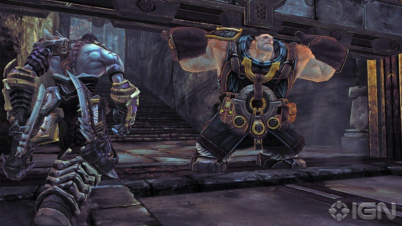 В сети появились новые скриншоты игры Darksiders 2, которые как обычно расположены чуть ниже новости :)Darksiders 2  ... - Изображение 2