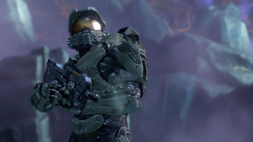 В Сеть просочились первые скриншоты Halo 4 - Изображение 1