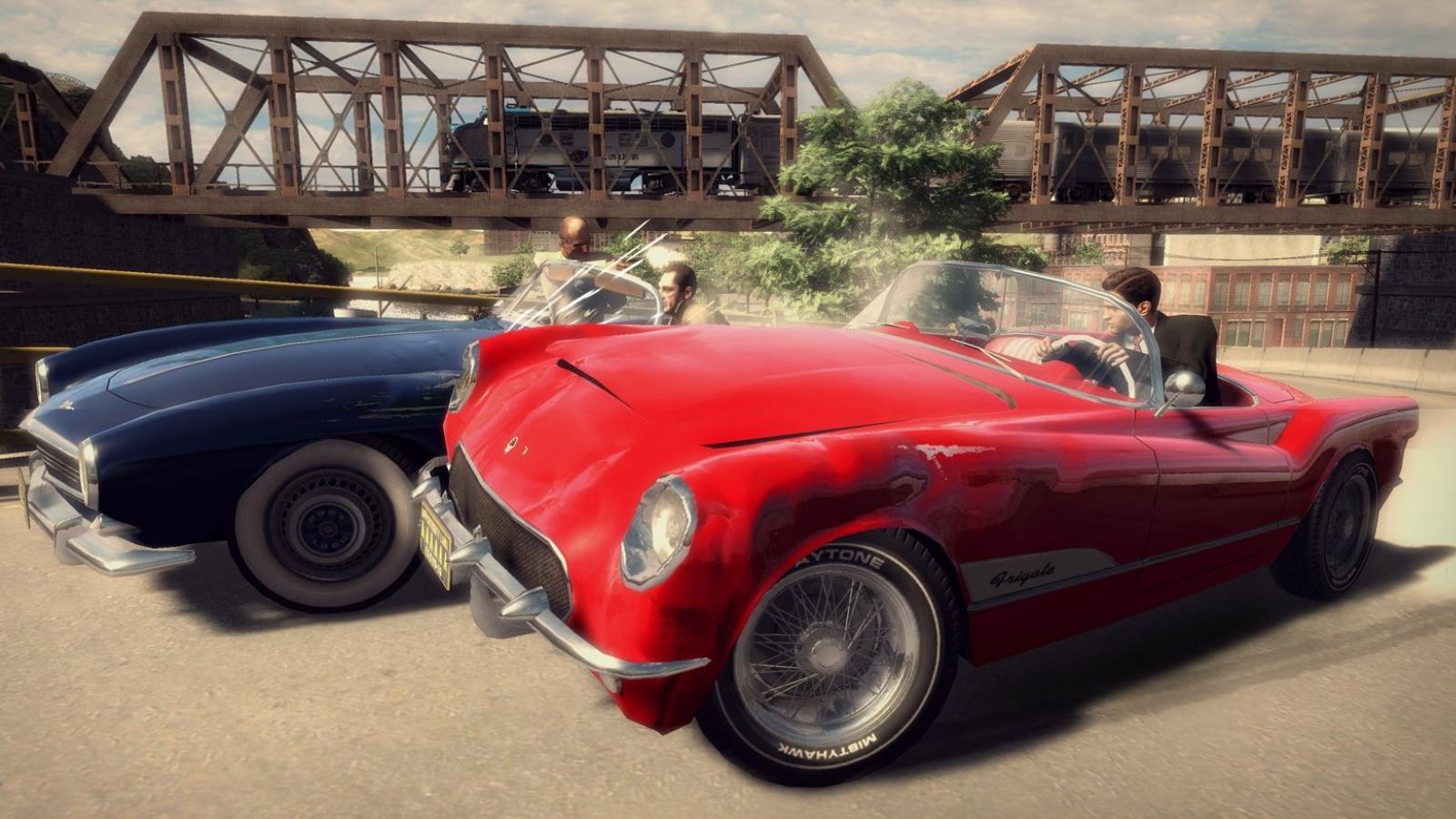Создатели Mafia примут участие в разработке GTA V - Изображение 1