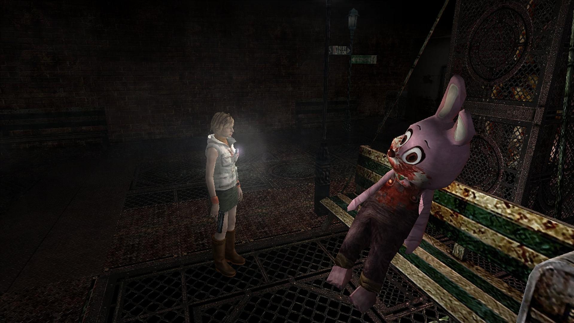 Konami в четвертый раз обозначила дату выхода Silent Hill Collection - Изображение 1