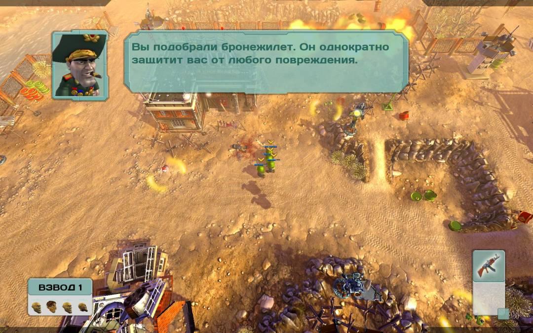 Cannon Fodder 3 продолжатель традиций оригинальной игры выпущенной в далеком 1993 году в жанре RTS и Action, главным ... - Изображение 2