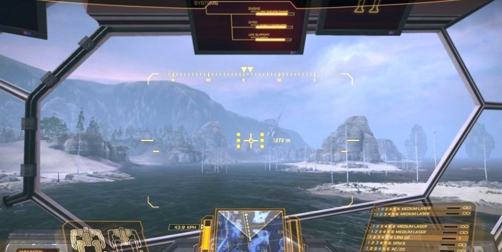 Скриншоты MechWarrior Online: нержавеющая сталь - Изображение 3