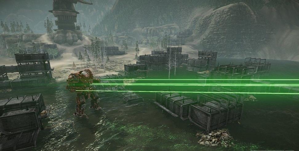 Скриншоты MechWarrior Online: нержавеющая сталь - Изображение 5