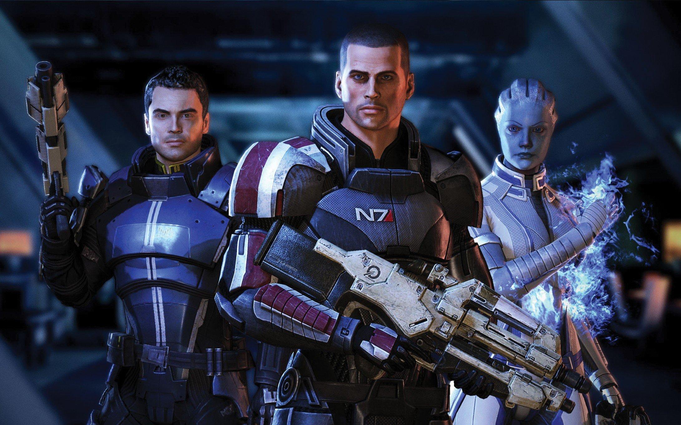 ПрологПривет Канобувцы!!!Вчера я прошел Mass Effect 3 я до сих пор под впечатлением от игры.Глава 1:Персонажи в игре ... - Изображение 1