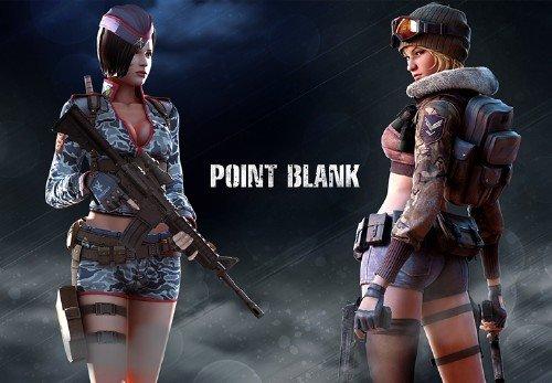 Играю в Point Blank, так как после недавнего (или давнего) обновления не нужно сильно донатить чтобы нормально играт ... - Изображение 1