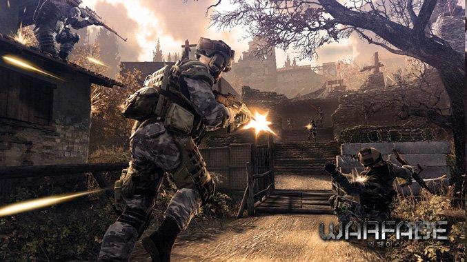 Украинский  филиал Crytek Kiev, совместно с  (южно)корейский тёзкой Crytek Seoul разрабатывают новый MMOFPS(массовый ... - Изображение 2