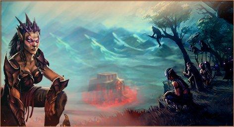 Уважаемые игроки!  Мир Асхан — рай для креативных правителей, готовых в любой момент выразить свои эмоции, мысли и п ... - Изображение 1