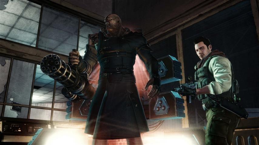 Компания  Capcom давно решила и наконец сделала REORCизвестно что это будет кооперативный проект! так же это будет ш ... - Изображение 1