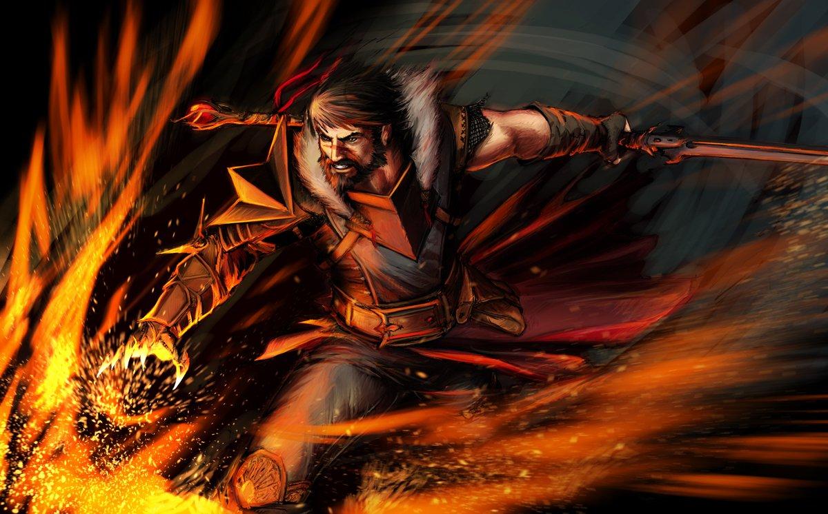 Представители BioWare намекнули на разработку игры Dragon Age III. Креативный директор серии Майк Лэйдлоу сообщил, ч ... - Изображение 1