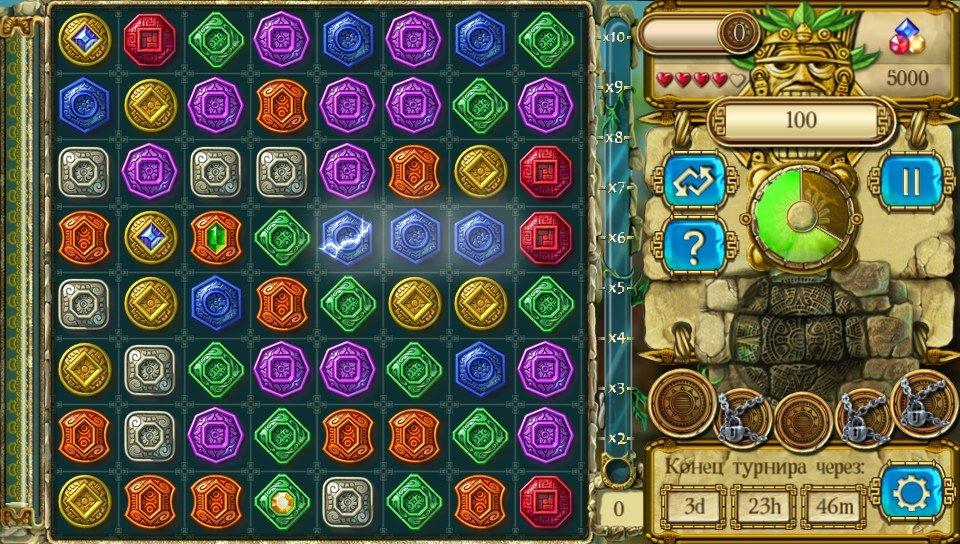 Вчера, 21 марта 2012 года, в российском PSN store неожиданно появилась игра для PS Vita, Treasures of Montezuma: Bli ... - Изображение 2