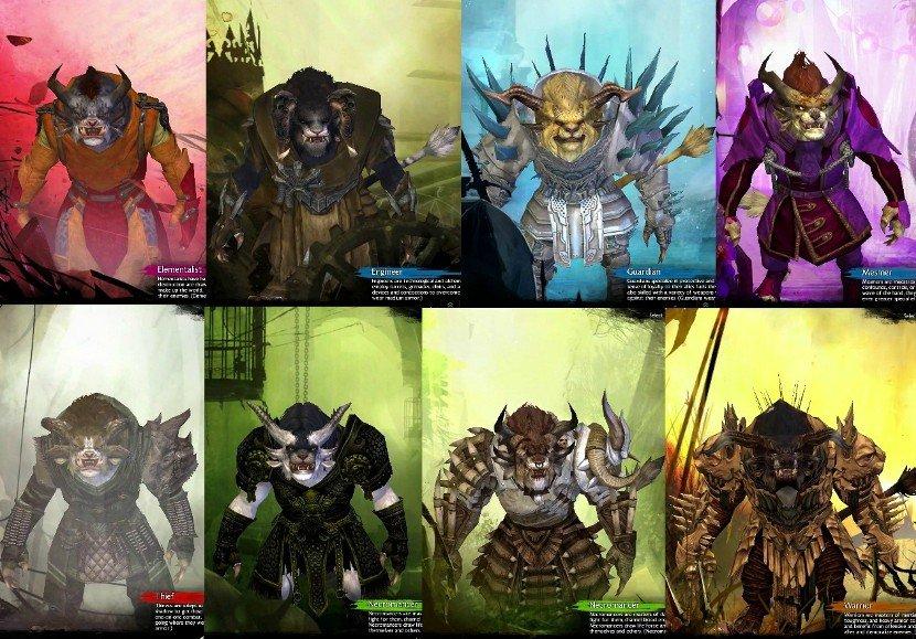 Несмотря на опасения некоторых игроков на засилье бронелифчиков в игре Guild Wars 2, а основания для этого появились ... - Изображение 1