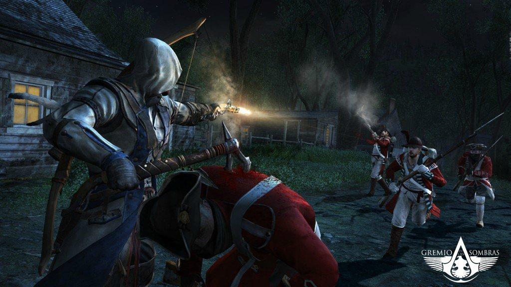 Скриншоты Assassin's Creed III: американский убийца - Изображение 1