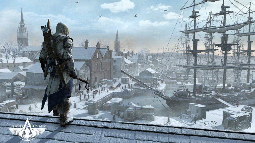 Скриншоты Assassin's Creed III: американский убийца - Изображение 3
