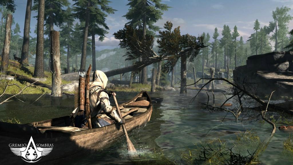 Известие о том, что полукоренной американский ассасин будет рассекать по водам озер предположительно Мичиган и Титик ... - Изображение 1