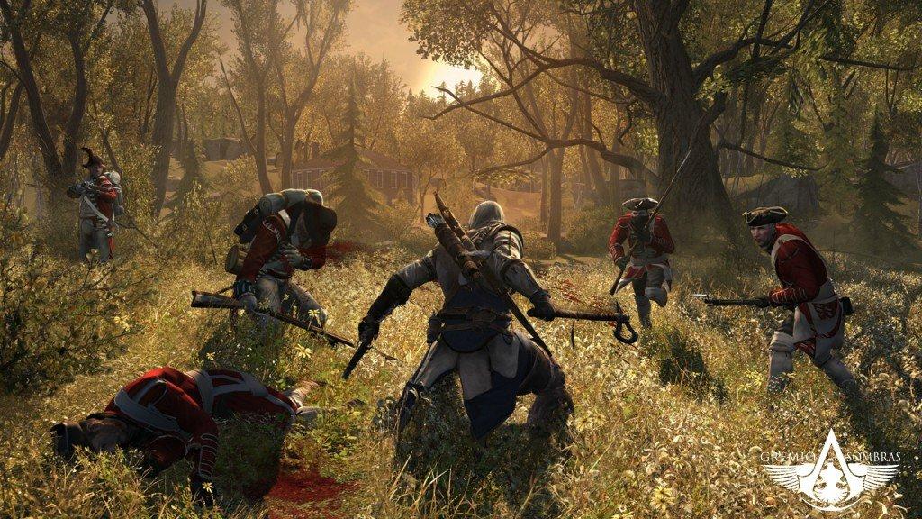 Скриншоты Assassin's Creed III: американский убийца - Изображение 2
