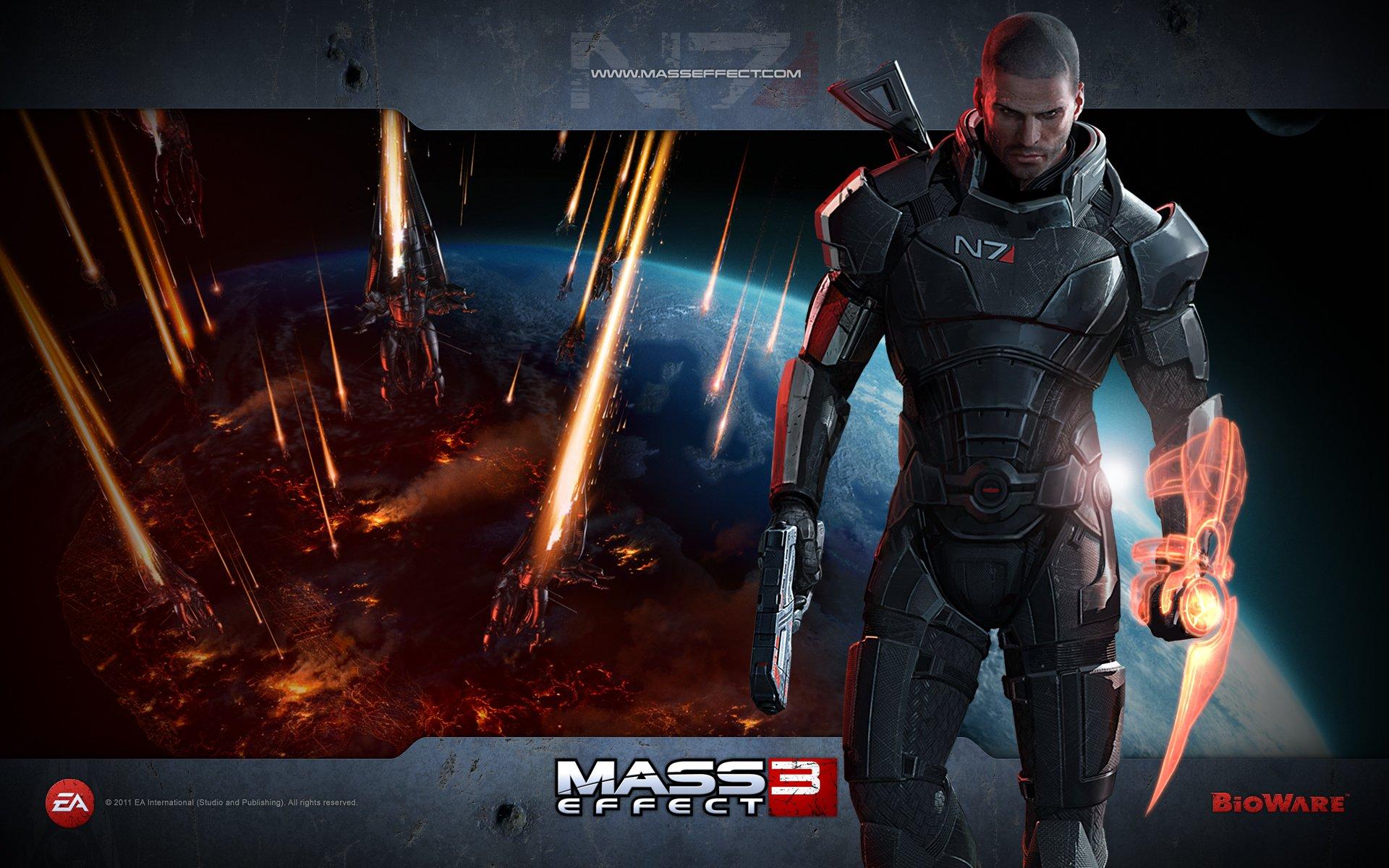 Интернет продолжает пополняться слухами и домыслами, и тема спорного финала Mass Effect 3 в этом плане составляет по ... - Изображение 1