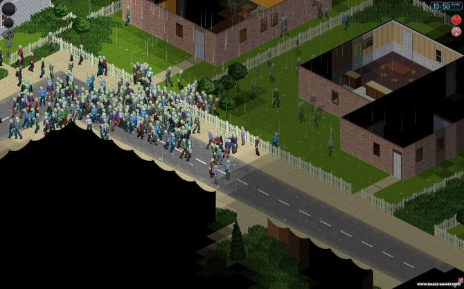 Project Zomboid — многообещающая Survival-RPG, в которой вы будете пытаться выжить в городе наполненном миллионами з ... - Изображение 1