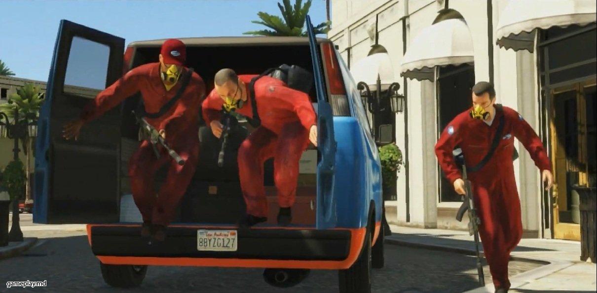 Наконец-то начала проявляться хоть какая-то информация относительно игры Grand Theft Auto 5 и касается она такого не ... - Изображение 1