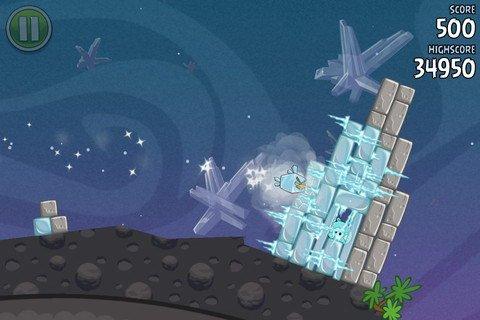 Angry Birds Space скачали 10 миллионов раз - Изображение 1