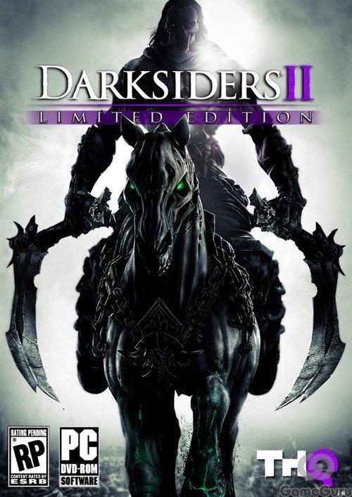 THQ обнародовали бокс-арт второй части Darksiders.  Игра выходит на PC, Xbox 360 и Playstation 3 в июне 2012-го. - Изображение 1