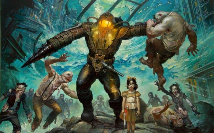 Похоже, что над экранизацией BioShock висит какое-то проклятье. А ведь как все хорошо начиналось... О работе над фил ... - Изображение 1