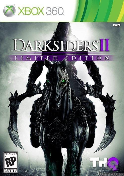 THQ обнародовали бокс-арт второй части Darksiders.  Игра выходит на PC, Xbox 360 и Playstation 3 в июне 2012-го. - Изображение 2