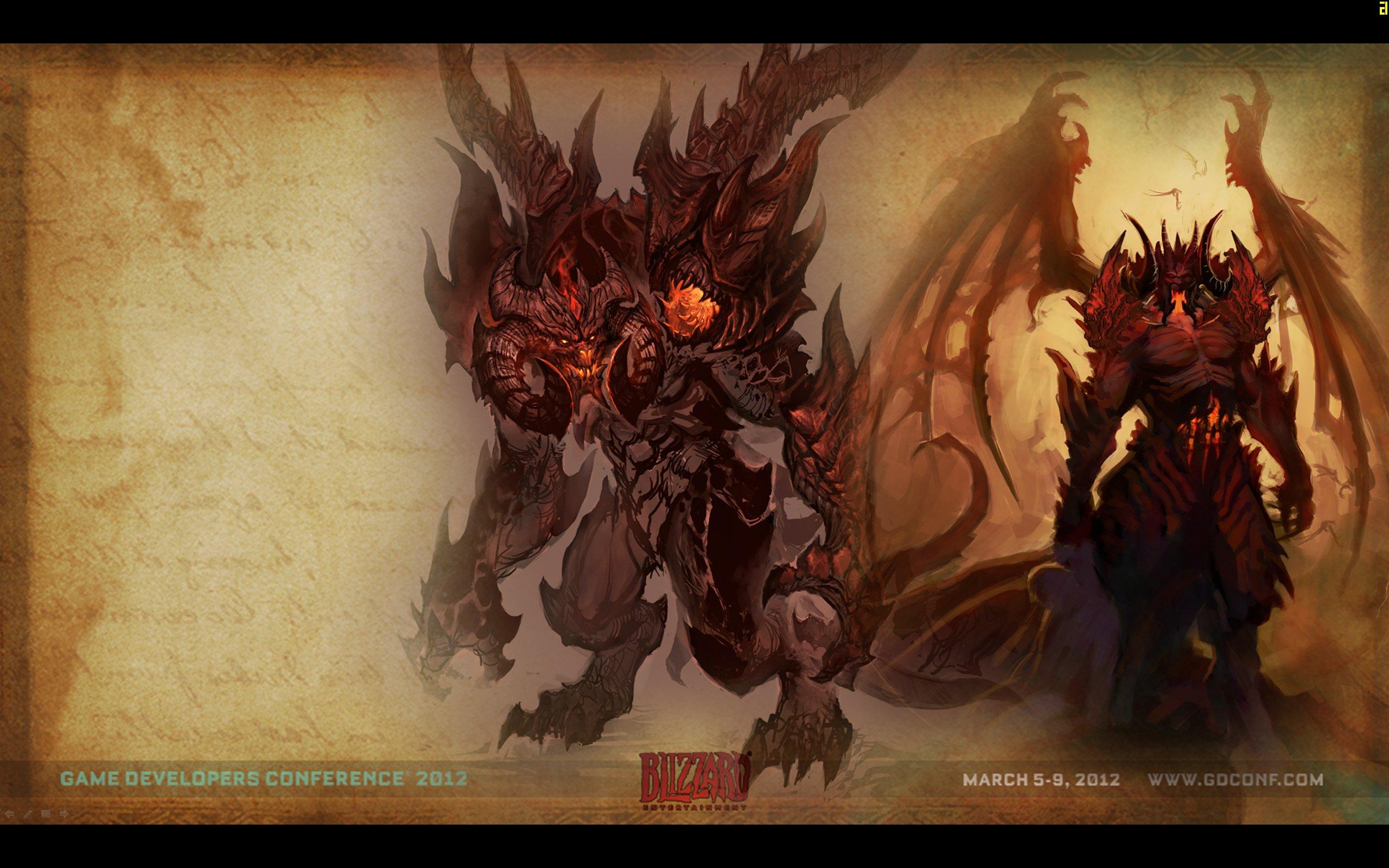 Эксклюзивный арт Diablo III - Изображение 12