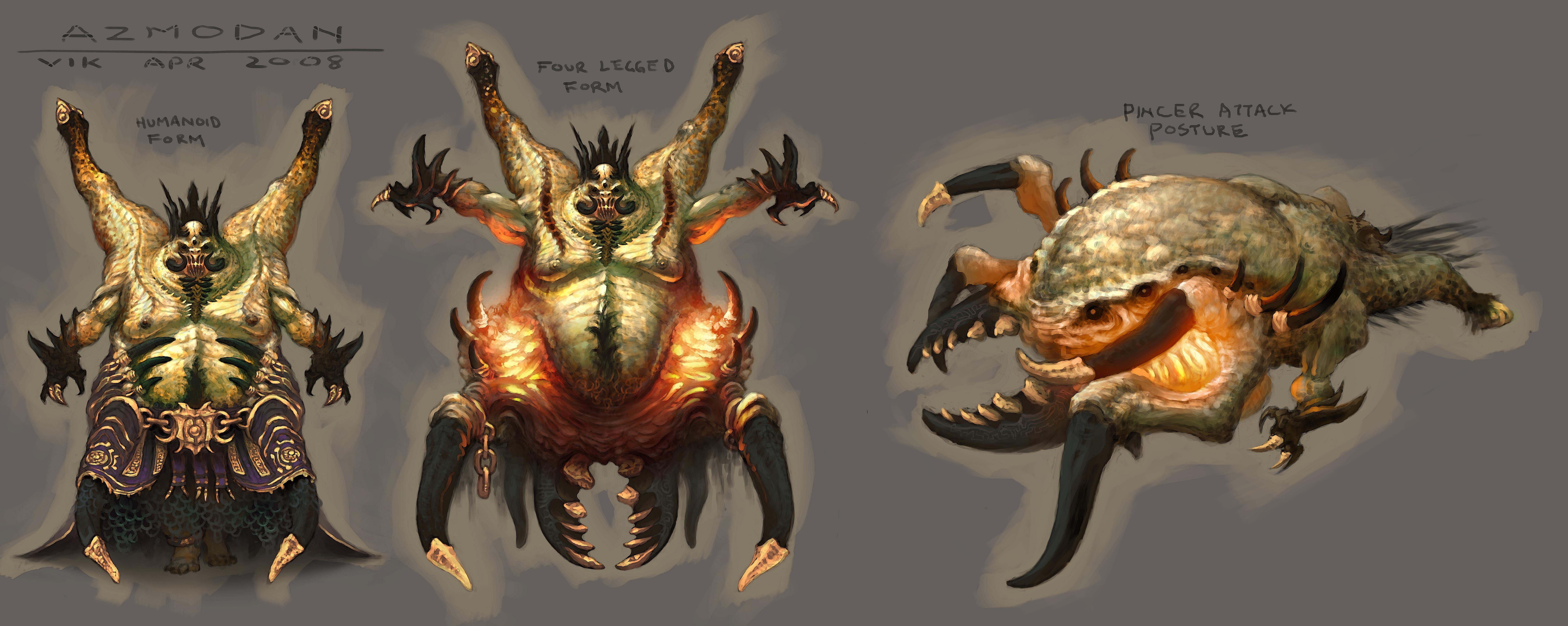 Эксклюзивный арт Diablo III - Изображение 8