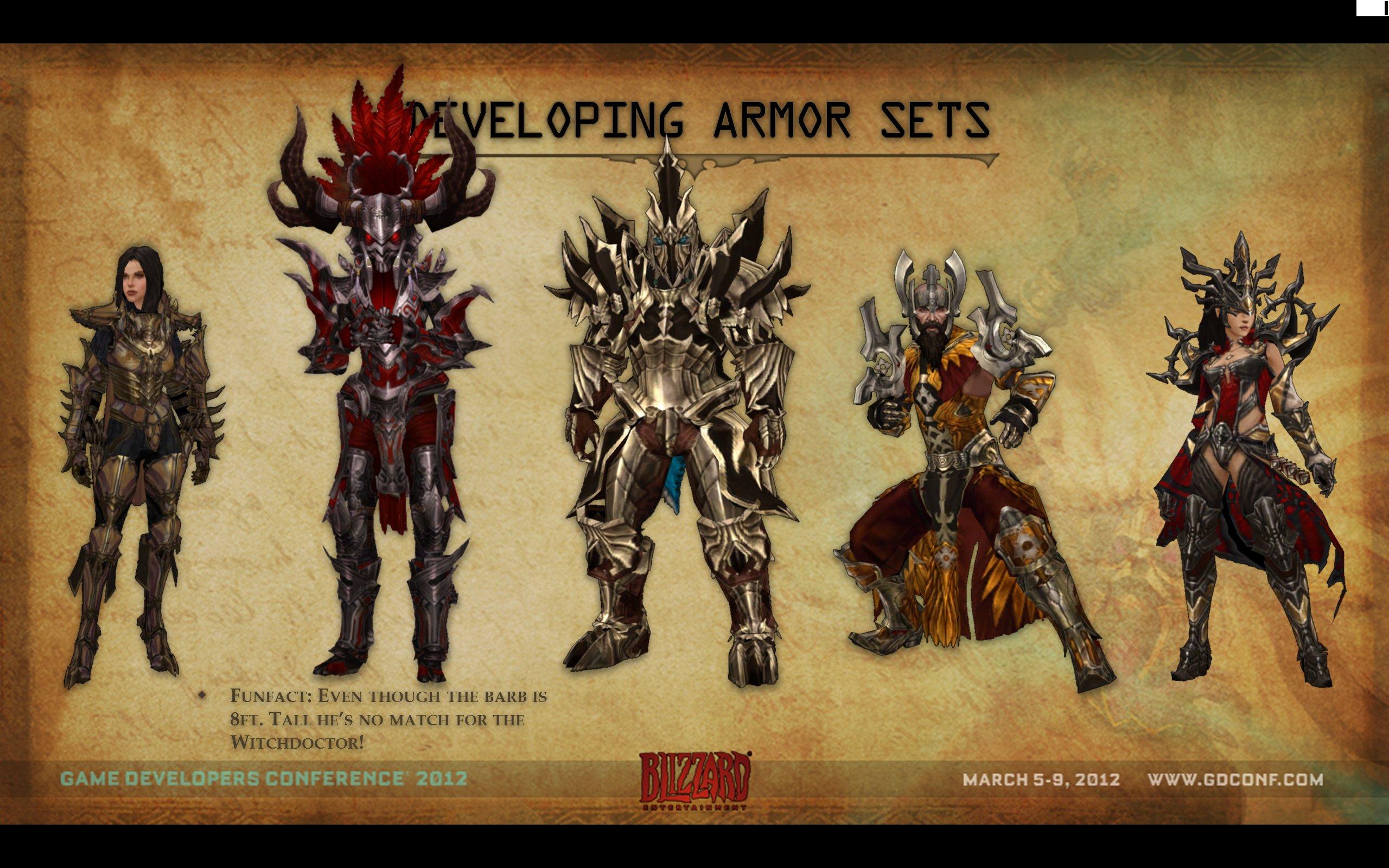 Эксклюзивный арт Diablo III - Изображение 2
