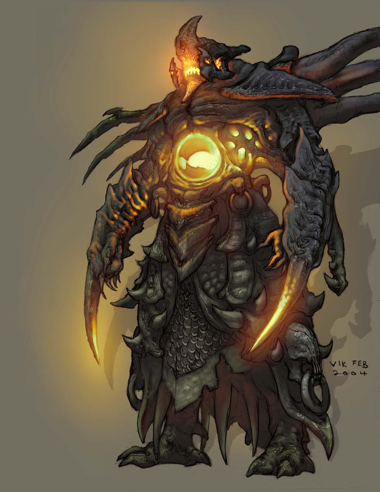 Эксклюзивный арт Diablo III - Изображение 7