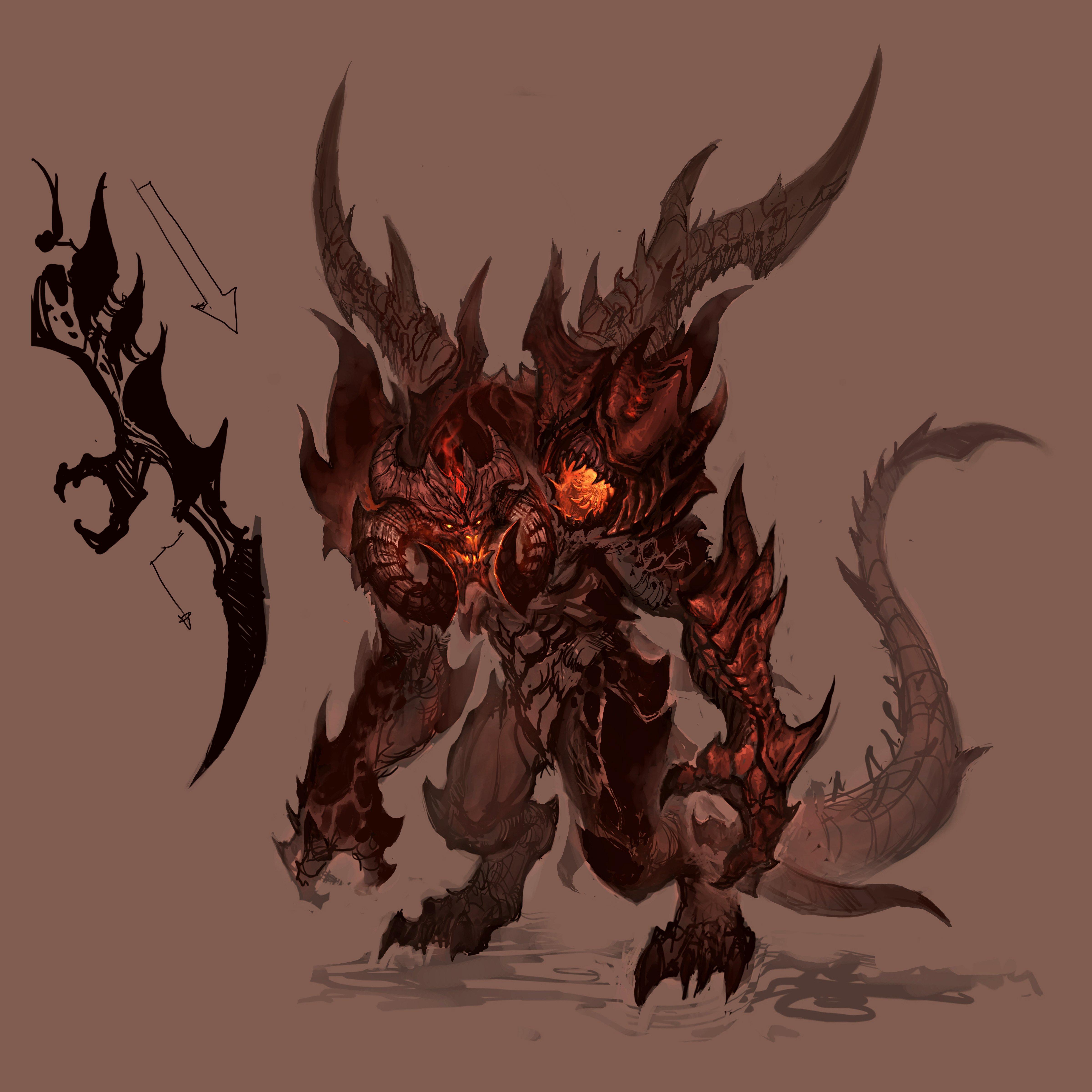 Эксклюзивный арт Diablo III - Изображение 13