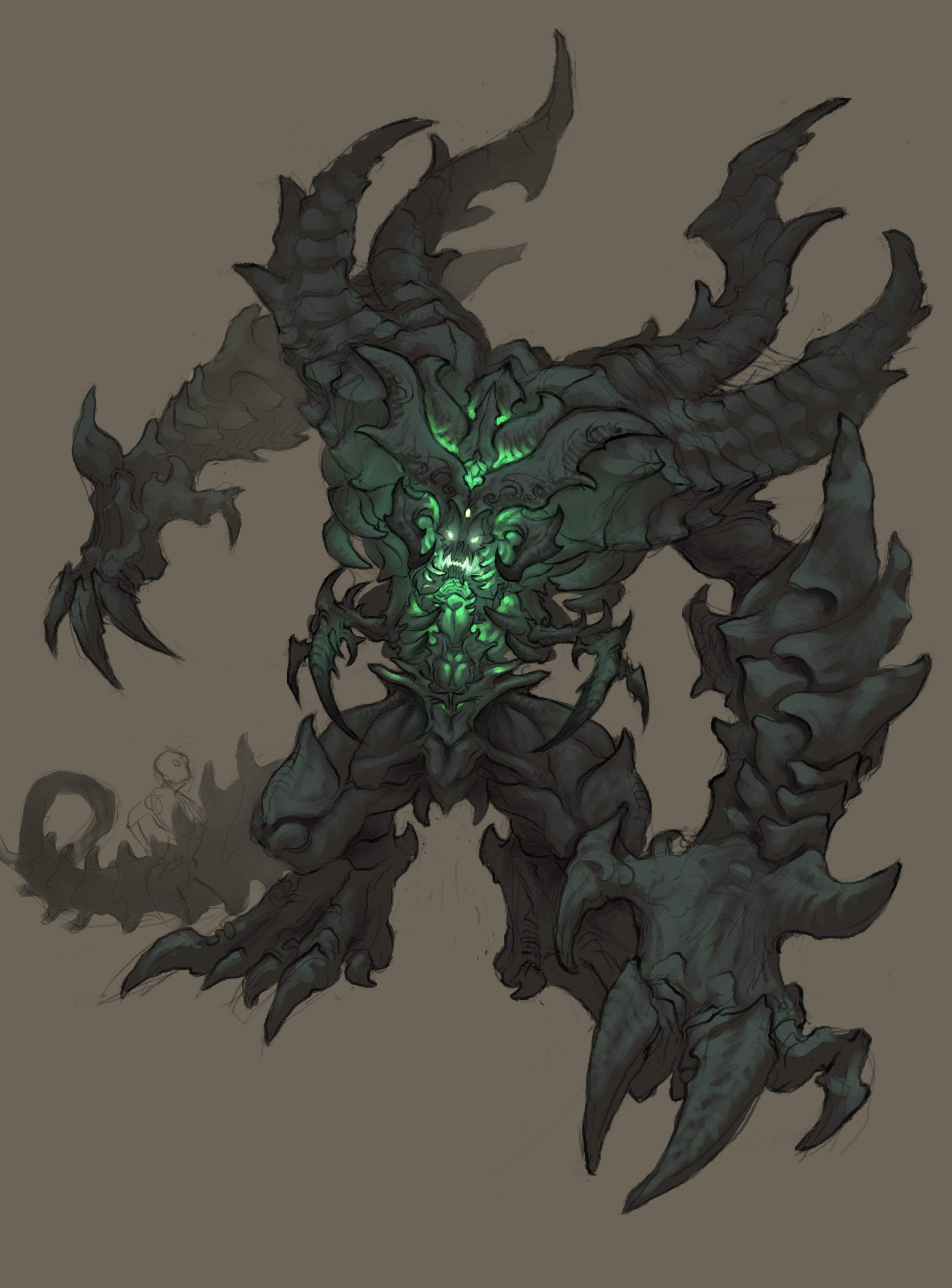 Эксклюзивный арт Diablo III - Изображение 16