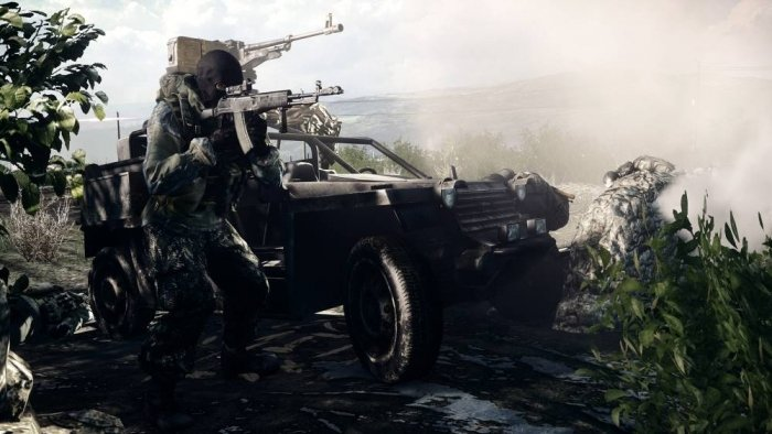 Electronic Arts и DICE выпустили масштабный патч для PS3-версии шутера Battlefield 3. Обновление не только исправило ... - Изображение 1
