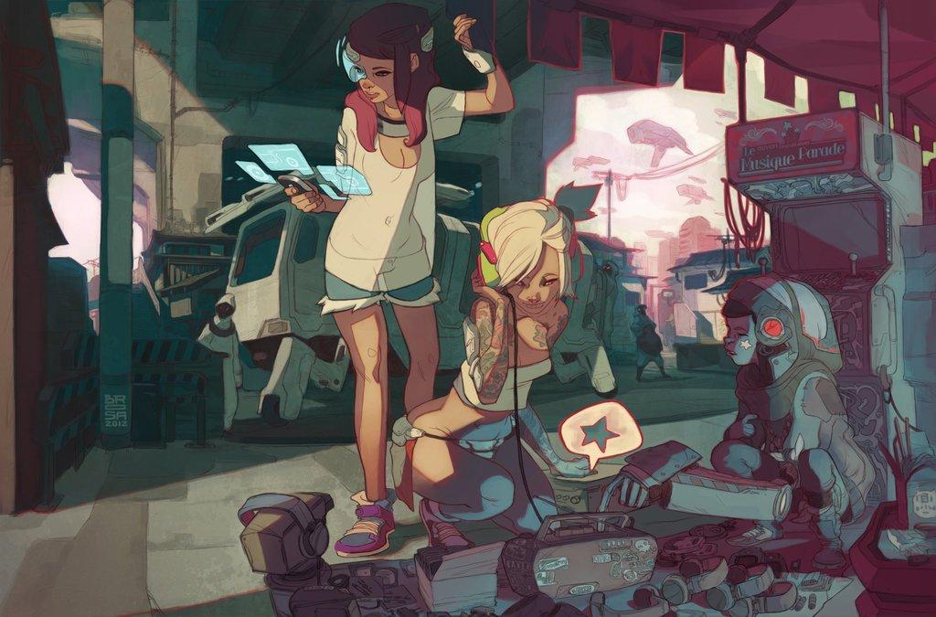 Новый виток развития или окончательная смерть жанра?  О смерти киберпанка как жанра ходят разговоры чуть ли не с мом ... - Изображение 1
