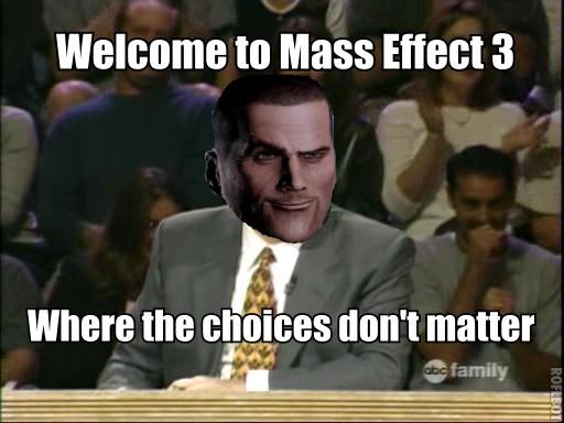 Если вы думаете, что худший поступок студии BioWare с серией Mass Effect это вырезанный кусок игры с персонажем, и п ... - Изображение 1