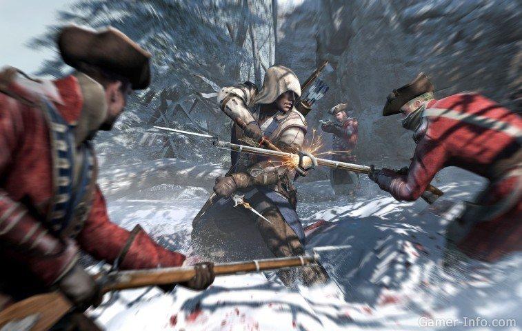 В недавнем интервью порталу GameSpy, Алекс Хаткинсон, креативный директор Assassin's Creed III, упомянул тот факт, ч ... - Изображение 1