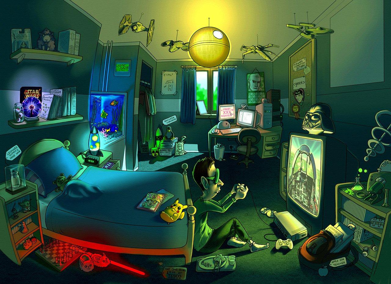 Почему геймеров до сих пор не воспринимают всерьез и как с этим быть  Летом 2011 года американская ассоциация разраб ... - Изображение 1