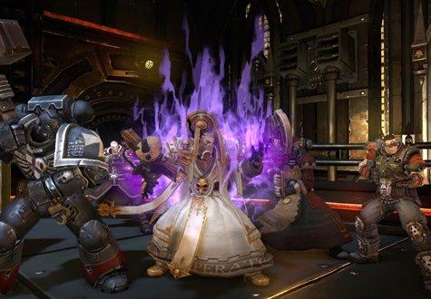 Из MMO Warhammer 40 000 решили сделать одиночную игру - Изображение 1
