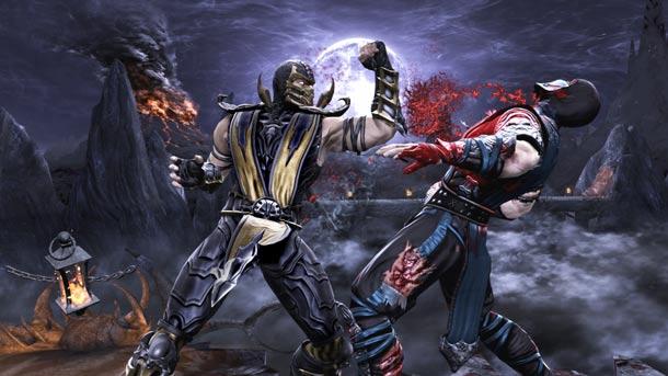 Стала известна дата выхода знаменитого файтинга Mortal Kombat на портативную консоль PS Vita. Как сообщают издатели, ... - Изображение 1