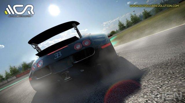 Auto Club Revolution – это новая массовая многопользовательская онлайн игра.В игре будет присутствовать около 100 ун ... - Изображение 1