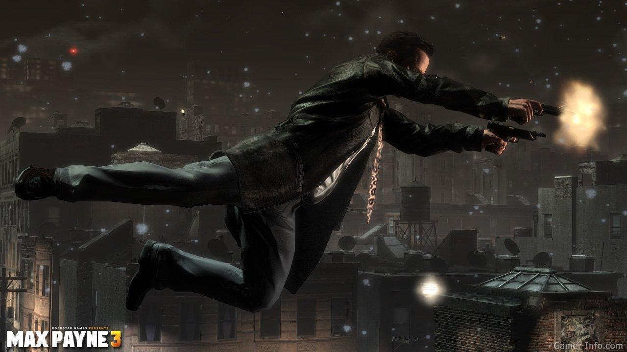 Компания «1С-СофтКлаб» сообщила, что в России третья часть долгожданного продолжения шутера Max Payne на всех трех и ... - Изображение 1