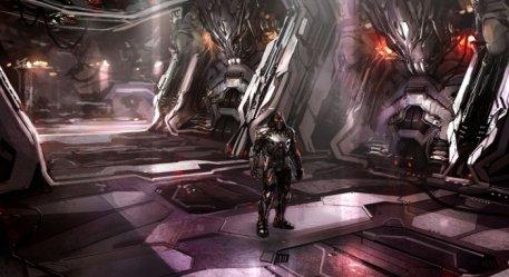 Польское издательство City Interactive анонсировало научно-фантастический шутер от первого лица под названием Alien  .... - Изображение 1