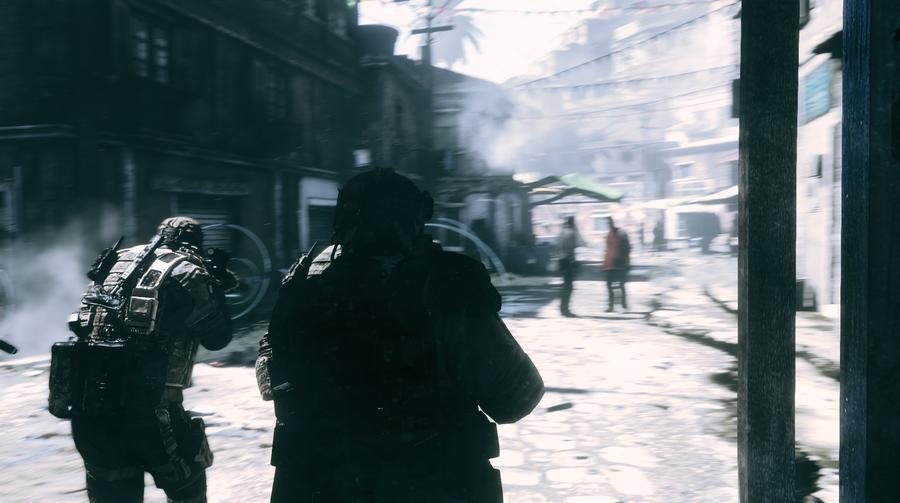 Ubisoft наконец-то поведала подробностями PC релиза Ghost Recon: Future Soldier.PC-версия отстанет от консольных, вс ... - Изображение 1