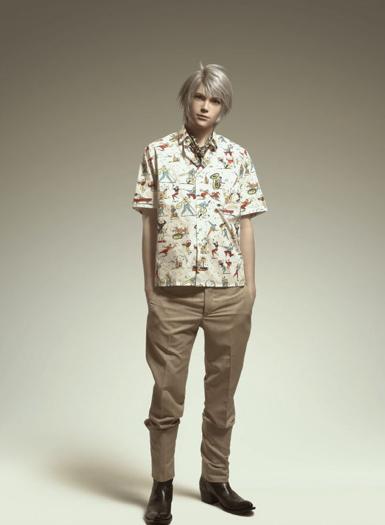 Героев Final Fantasy XIII-2 одели в костюмы Prada - Изображение 1