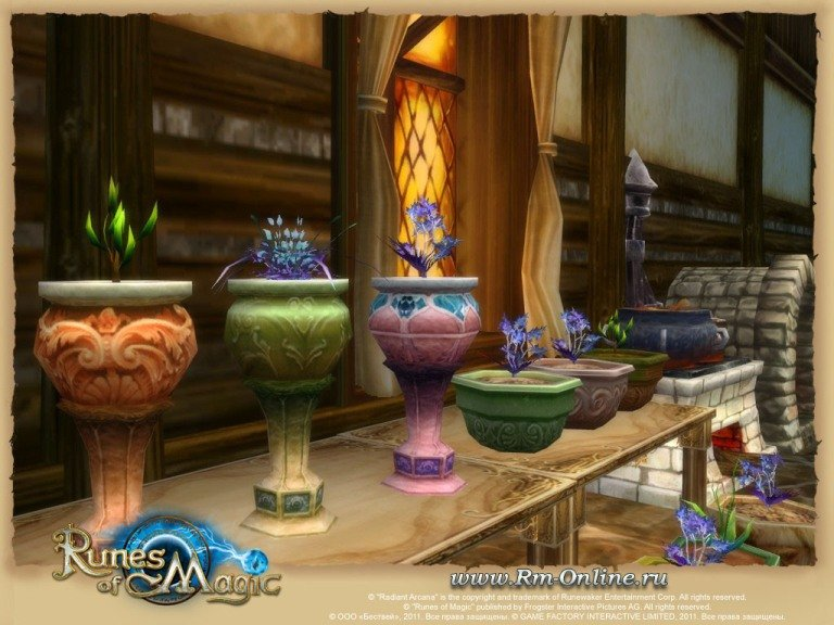 4.04.12 на все сервера Runes of Magic было установлено обновление 4.0.8: весенний фестиваль. В этом обновлении были  ... - Изображение 1